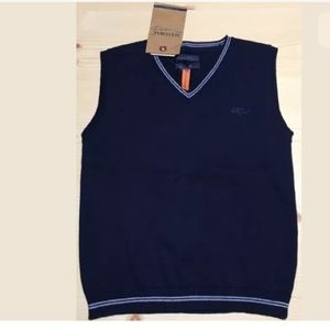 Mayoral Boys Sweater Vest Navy